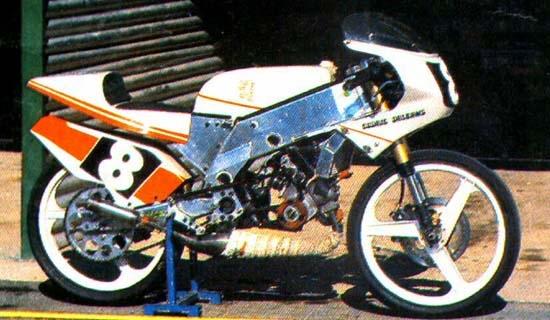Autisa GP by Motoret Moto110