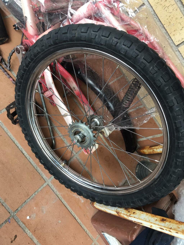 Restauración bicicleta Torrot MX Whatsa54