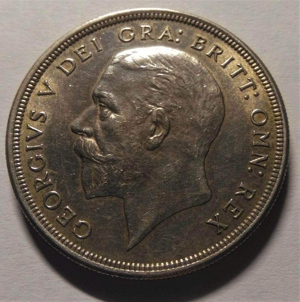 Corona de Jorge V - Reino Unido, 1928 Img_2019