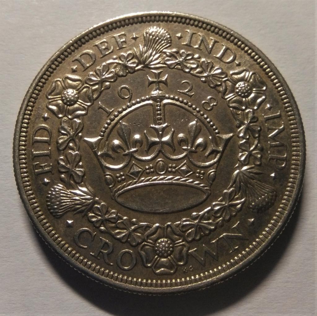 Corona de Jorge V - Reino Unido, 1928 Img_2020
