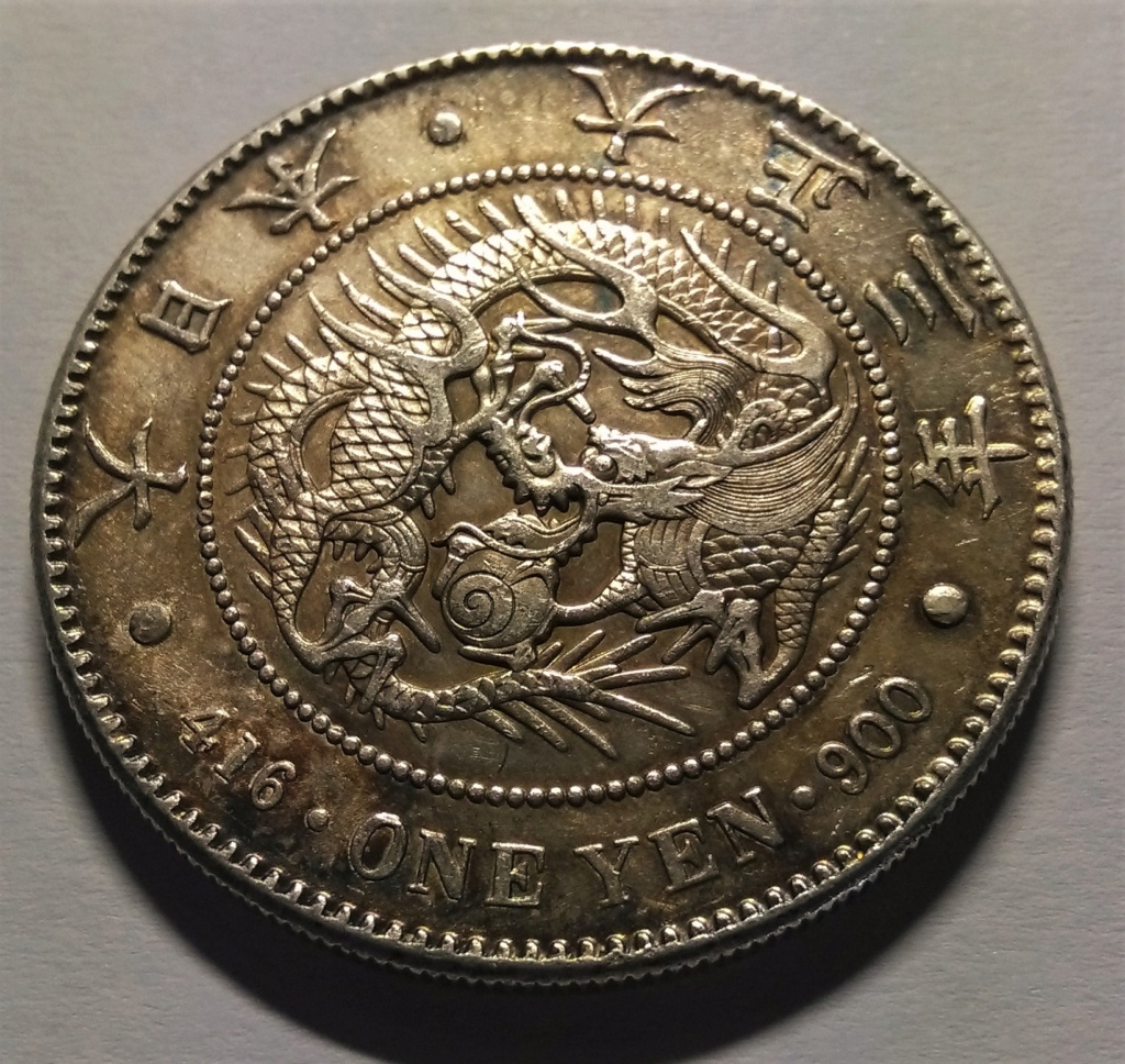 1 Yen, Japón, 1914 - Período Taishō Img_2036