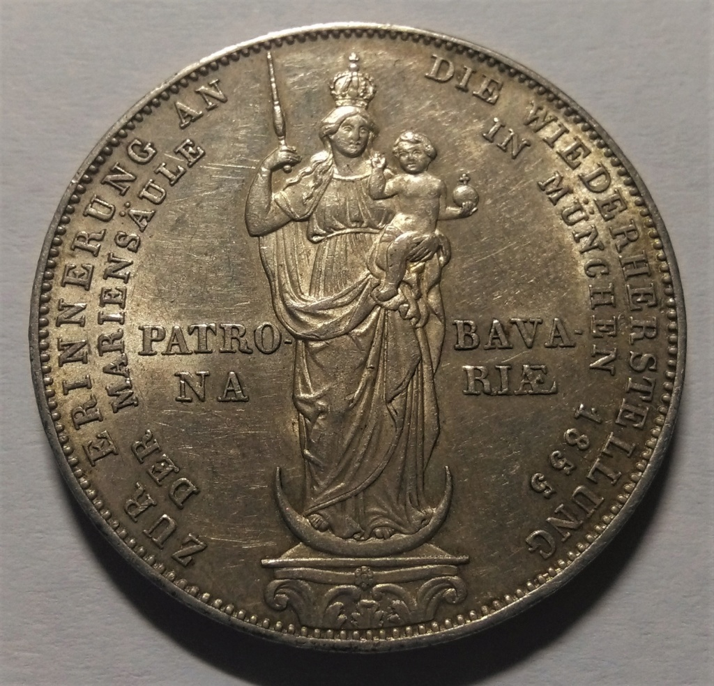 2 Gulden - Maximiliano II - Baviera, 1855 Img_2042