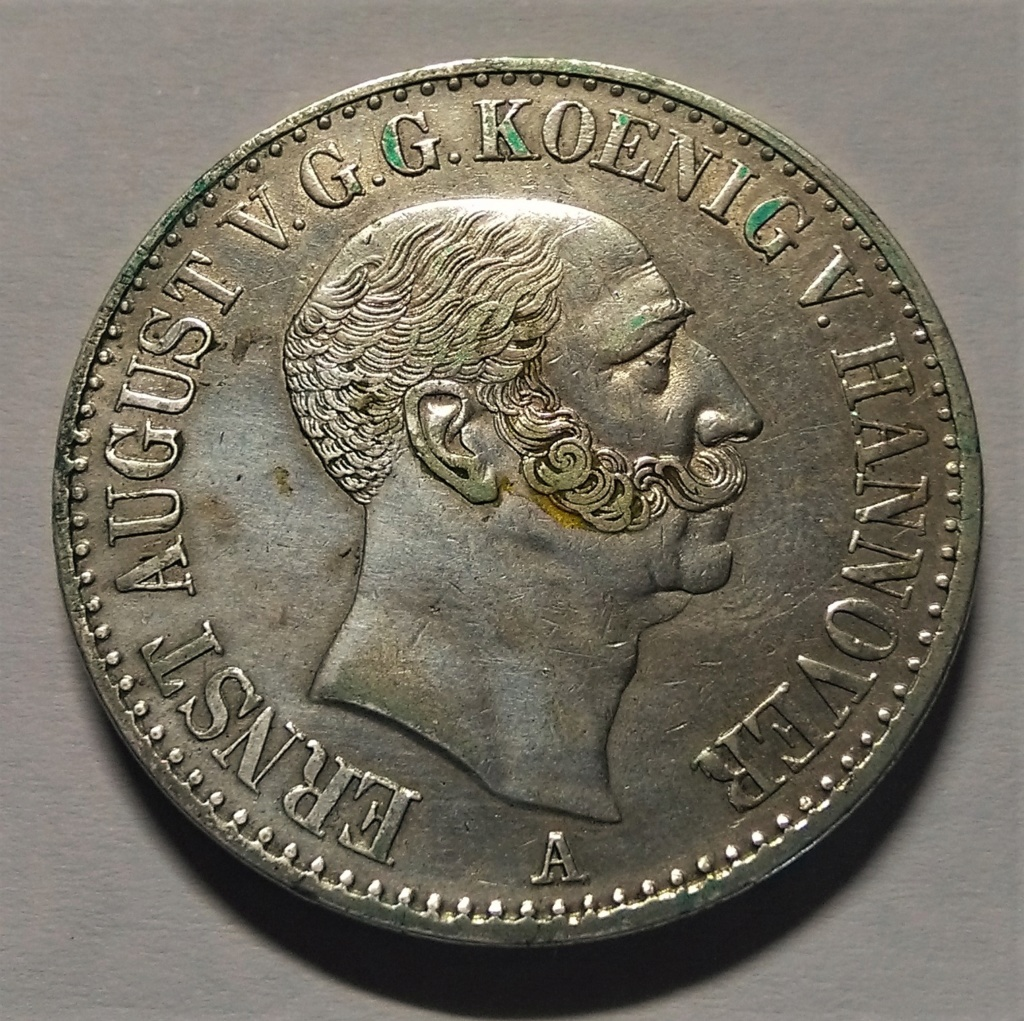 Una de calvos: 1 Thaler - Hannover, 1848 Img_2046