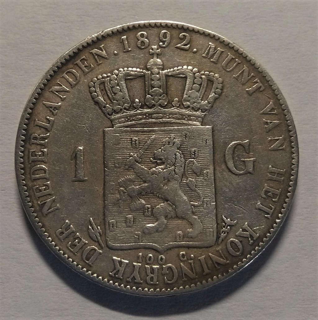 1 Gulden - Holanda, 1892. Dedicado a Risk Img_2053