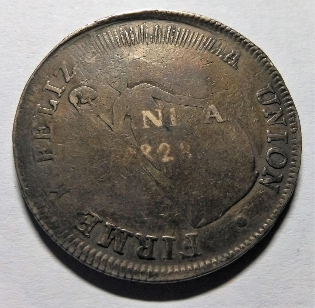 Manila: el resello de Fernando VII e Isabel II, 1828-1837. Dedicado a 10 pfennig Img_2059