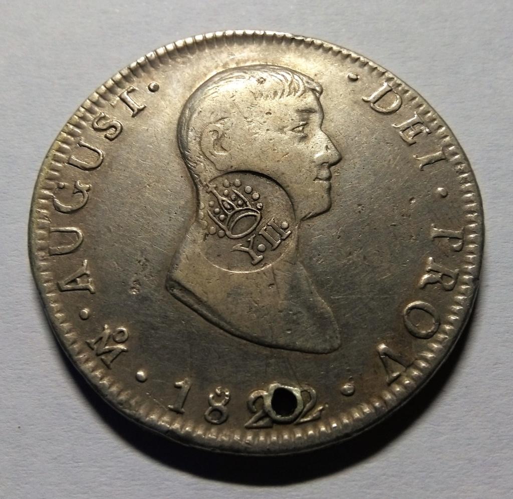 Manila: el resello de Fernando VII e Isabel II, 1828-1837. Dedicado a 10 pfennig Img_2071