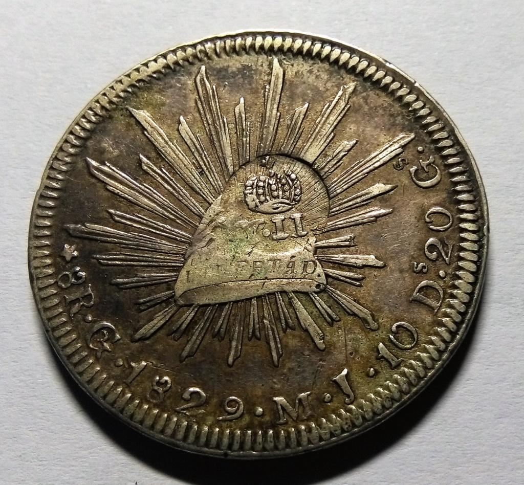 Manila: el resello de Fernando VII e Isabel II, 1828-1837. Dedicado a 10 pfennig Img_2073