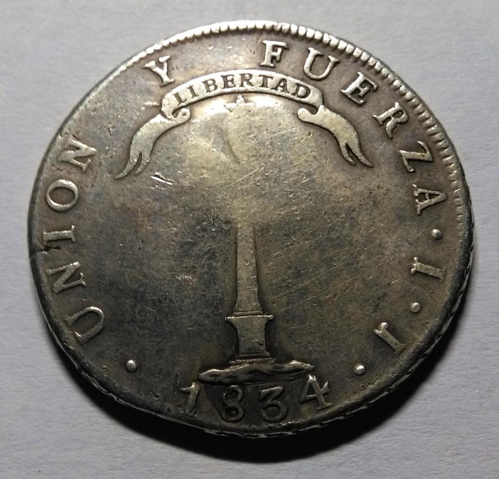 Manila: el resello de Fernando VII e Isabel II, 1828-1837. Dedicado a 10 pfennig Img_2083