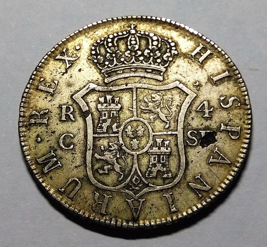 4 Reales 1812. Fernando VII. Cataluña Img_2090