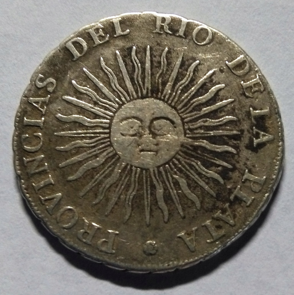 4 Reales - Provincias del Río de la Plata, 1815 Img_2147
