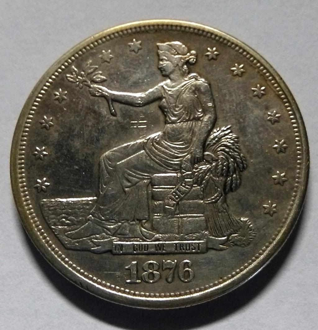 Trade - Trade Dollar - USA, 1876 Img_2149