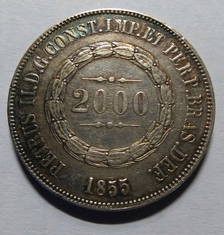 2000 Reis - Brasil, 1855 Img_2154