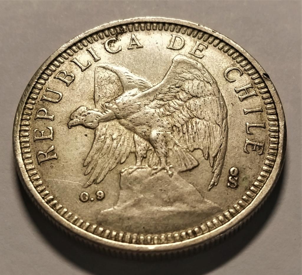 ¡¡Un clásico!! Chile - 5 Pesos, 1927 Img_2162