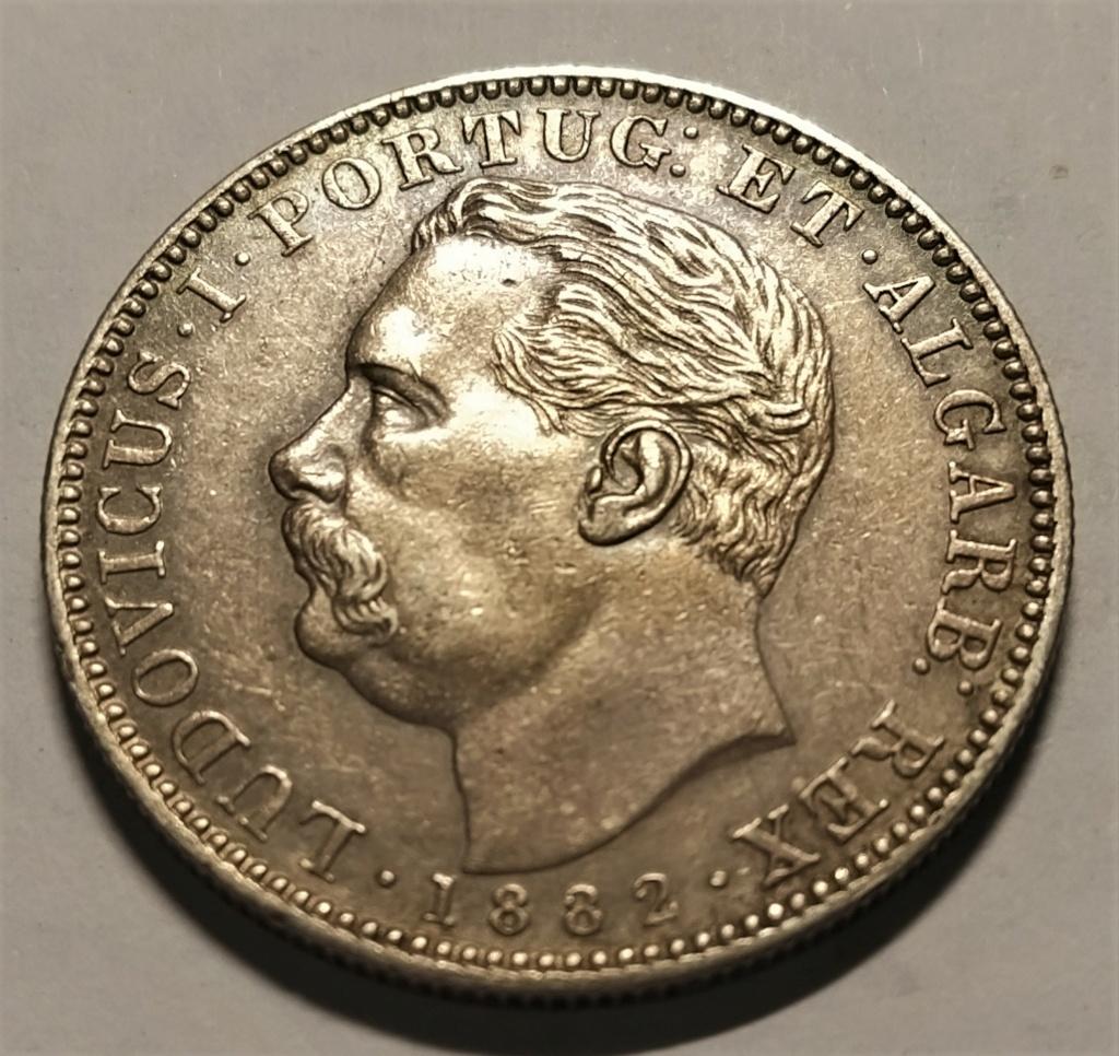 1 Rupia - India Portuguesa, 1882 - Luis I Img_2174