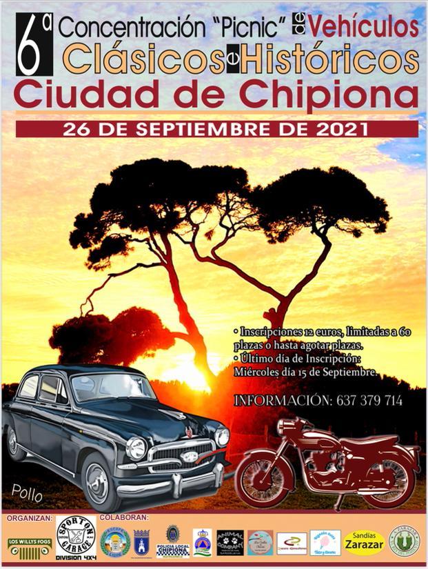 VI Concentración de Clásicos Ciudad de Chipiona - 26-9-21 Img-2023