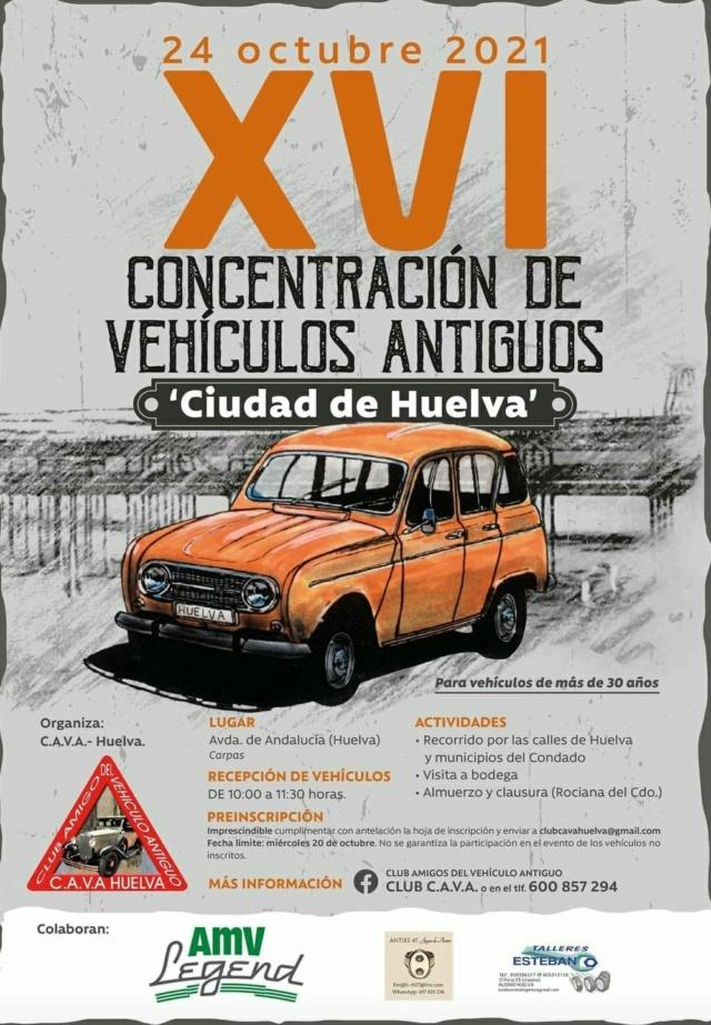 """XVI Concentración Vehículos Antiguos """"Ciudad de Huelva"""" - 24-10-21 Img-2029"""