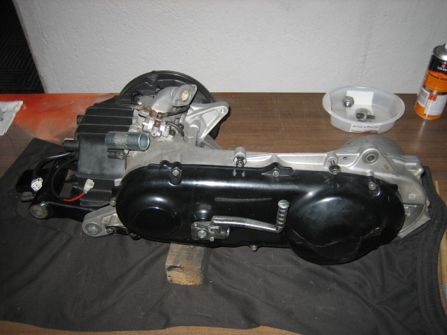 Motor Franco Morini 50 cc Img_6375