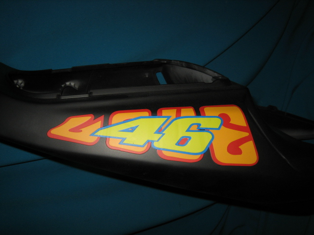 Se vende colín CBR 600 Rossi Img_6554