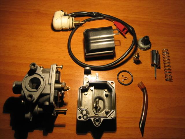 Motor Franco Morini 50 cc Img_6835