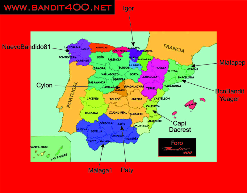 Tour nacional B4 - 2019 Mapa_t10