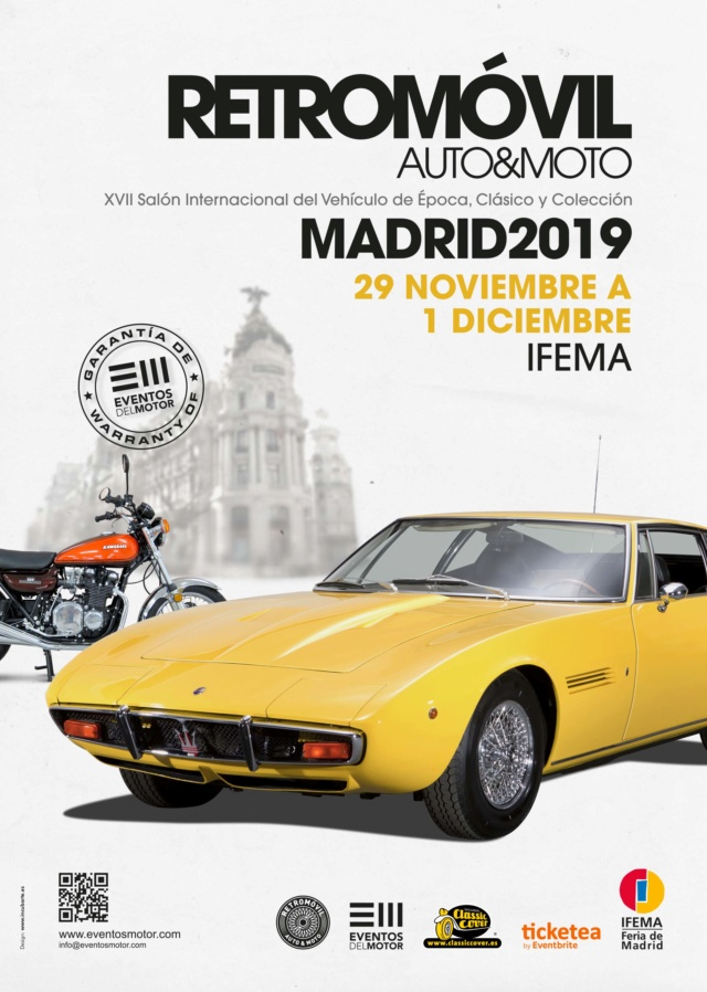 Retromóvil 2019 - Madrid 29 nov al 1 dic Retrom10