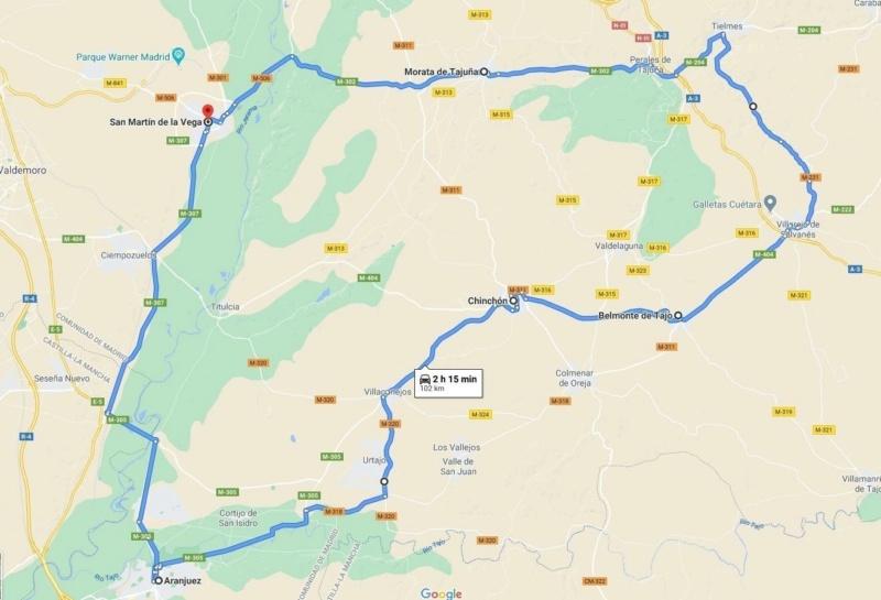 Ruta en ciclomotor por la Comunidad de Madrid - 20-9-20 Thumbn55