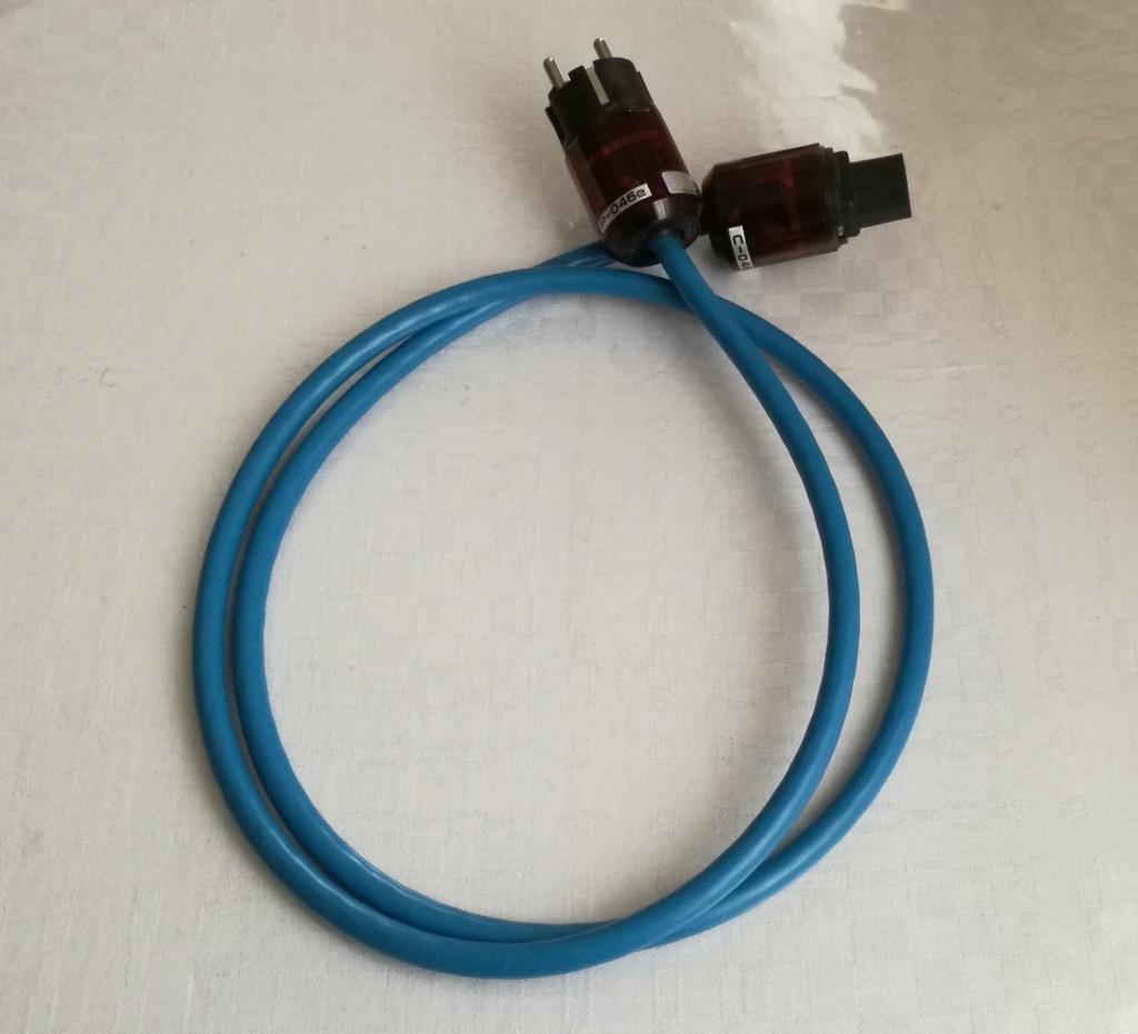 VENDIDO - Cable de red Groneberg Quattro Reference con Oyaide 046 o conectores sueltos Img_2076
