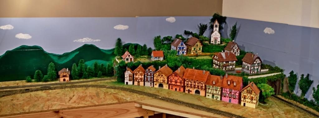 Une autre vue de mon village HO Dsc_0011