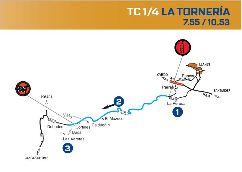 CERA: 42º Rallye Villa de Llanes [28-30 Septiembre] - Página 2 18-09-63