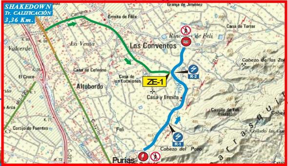 SCER + CERT: VIII Rallye Tierras Altas de Lorca [8-9 Marzo] 19-03-17