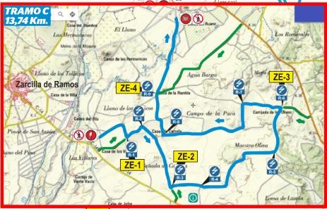 SCER + CERT: VIII Rallye Tierras Altas de Lorca [8-9 Marzo] - Página 2 19-03-23