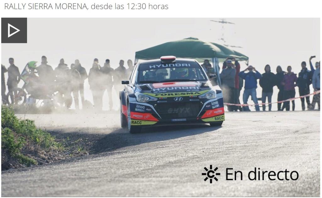 CERA: 37º Rallye Sierra Morena - Internacional [21-23 Marzo] - Página 3 19-03-51