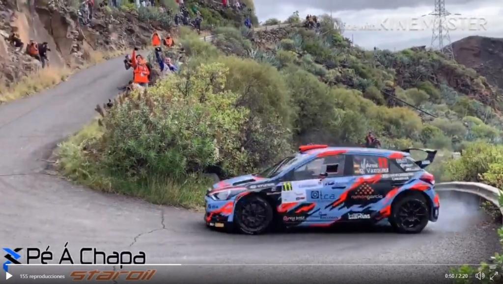 ERC + SCER + CERA: 43º Rallye Islas Canarias [2-4 Mayo] - Página 2 19-05-13