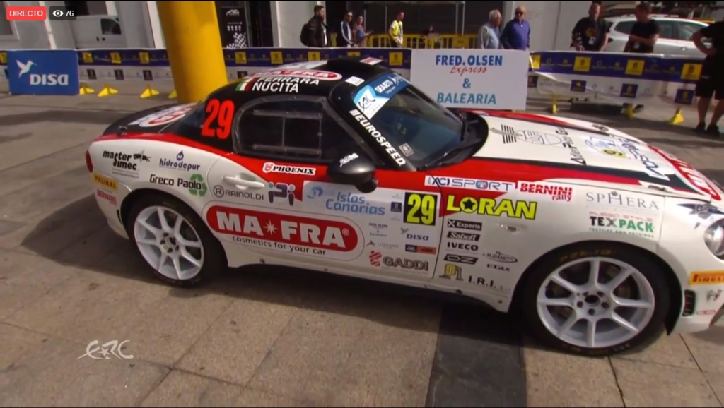 ERC + SCER + CERA: 43º Rallye Islas Canarias [2-4 Mayo] - Página 2 19-05-15