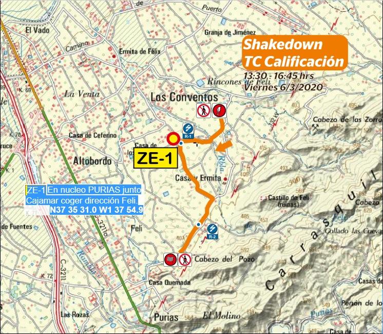SCER + CERT: IX Rallye Tierras Altas de Lorca [6-7 Marzo] 20-03-11