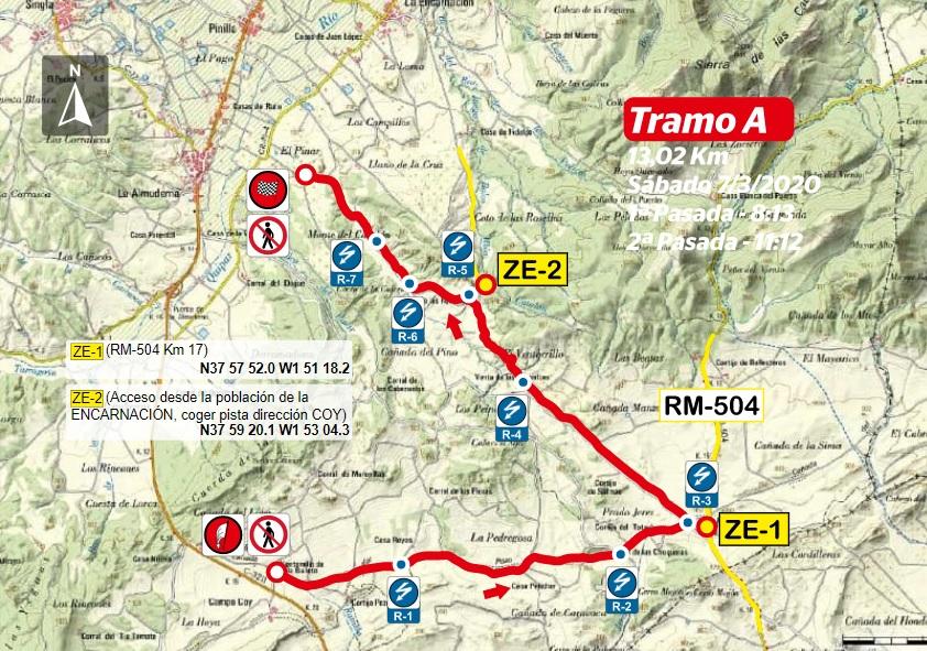 SCER + CERT: IX Rallye Tierras Altas de Lorca [6-7 Marzo] 20-03-13
