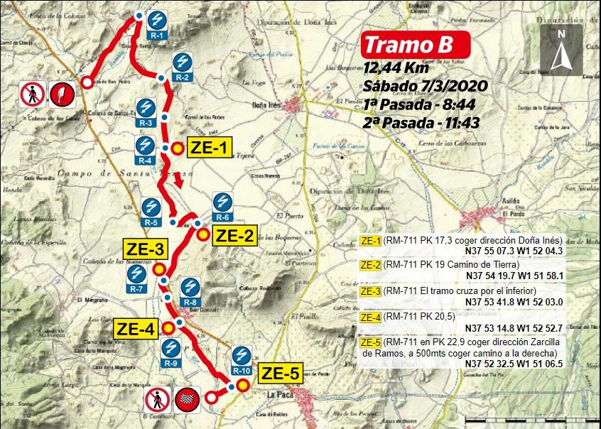 SCER + CERT: IX Rallye Tierras Altas de Lorca [6-7 Marzo] 20-03-14