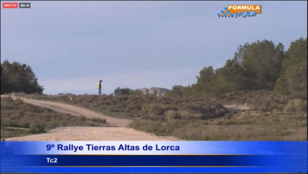 SCER + CERT: IX Rallye Tierras Altas de Lorca [6-7 Marzo] 20-03-15