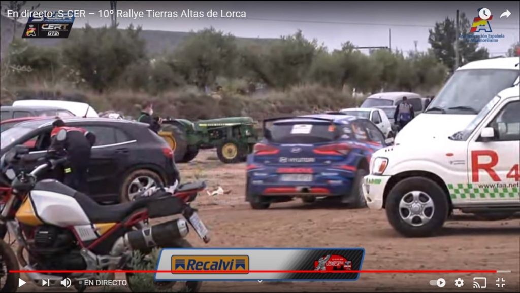 SCER + CERT: 10º Rallye Tierras Altas de Lorca [23-24 Abril] - Página 2 21-04-34