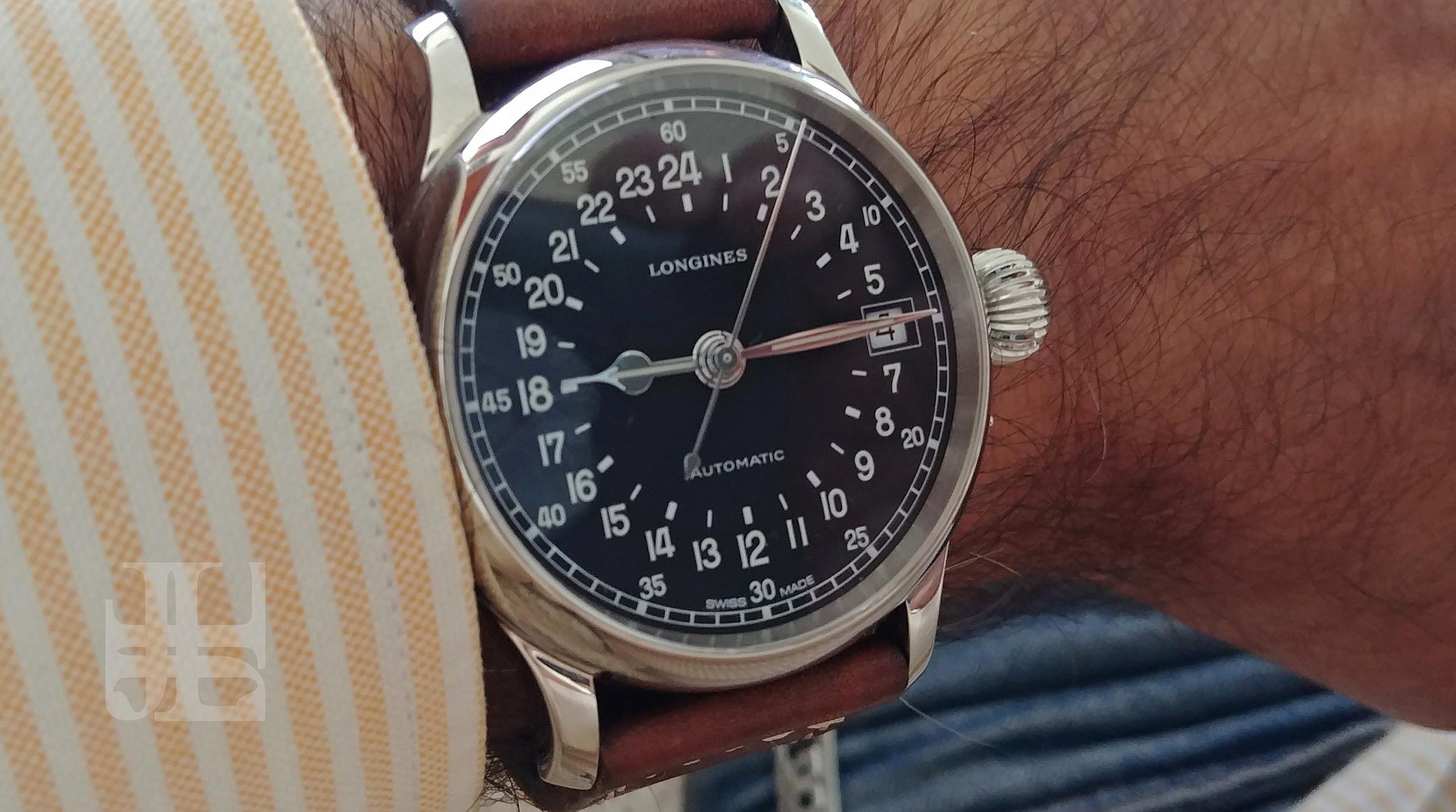 ¿Que reloj llevamos hoy? - Página 13 20190510