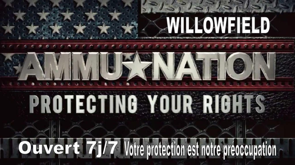 [Flyer] Ammu-Nation Willowfield 2810110