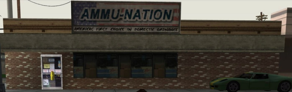 [Flyer] Ammu-Nation Willowfield 2810210