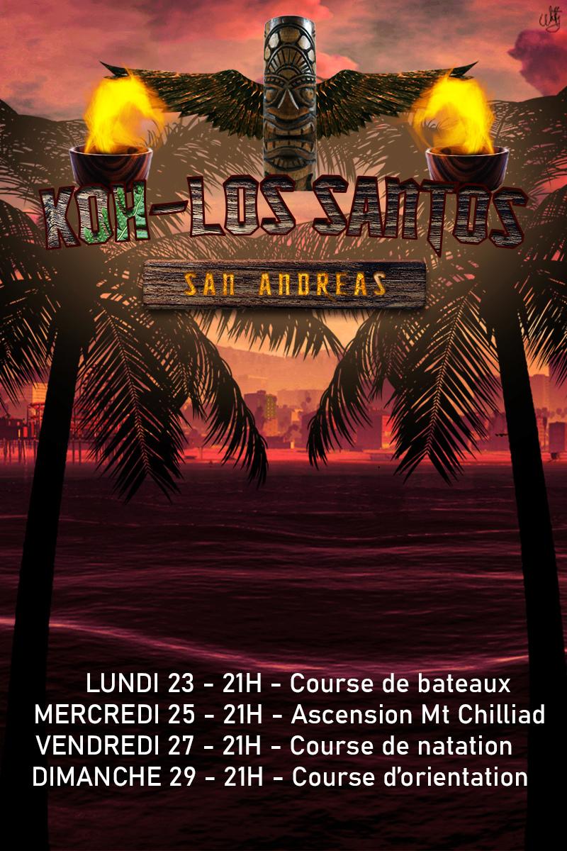 (EVENT) Koh Los Santos Koh-lo10