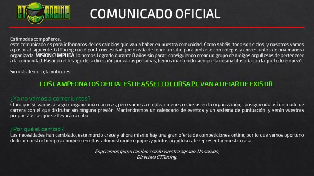 INFORMACIÓN GENERAL Comuni10