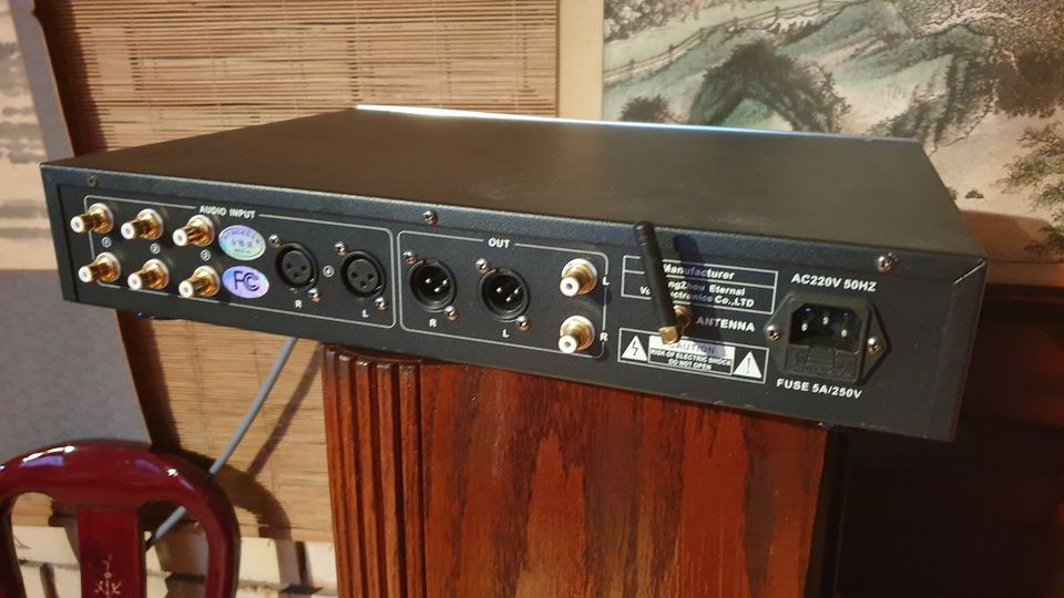 X1 audiophiles pure class A preamp used  13140610