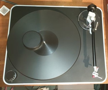 clearaudio concept turntable used 20181010