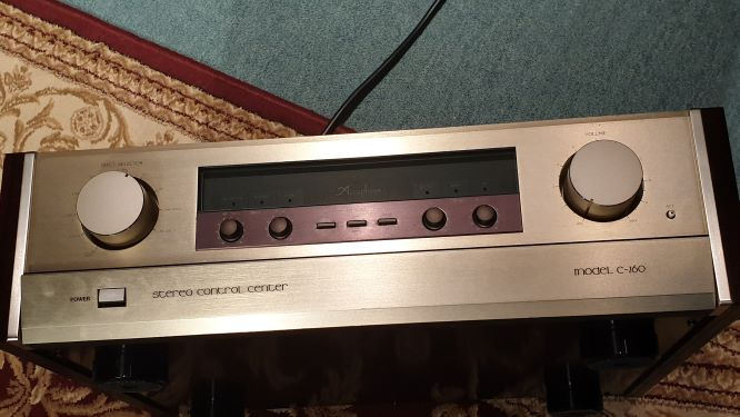 Accuphase hi-end c260 preamp re post buyer not turn up 20190615