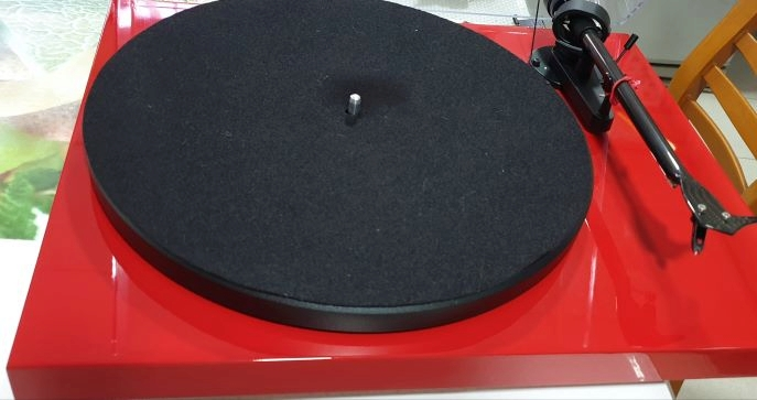 used project dabut carbo sold (eisa award products of the year) turntable 20191212