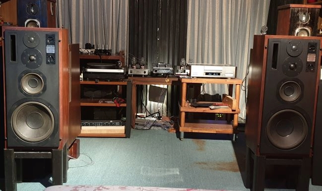used jensen professional monitor B 4ways 5 speaker  20200113