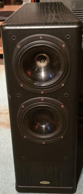 tannoy floorstanding 637 speakers (used) 20200215
